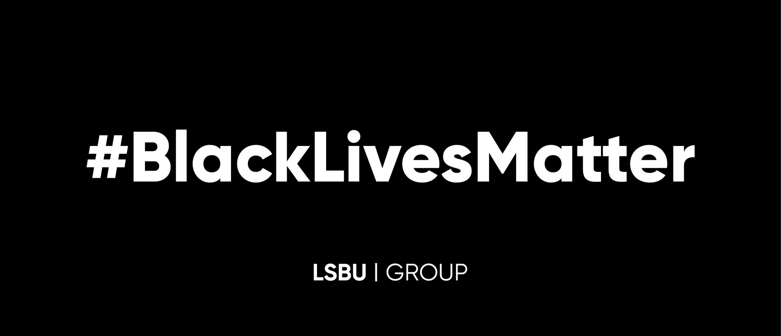 A message from the LSBU Group on Black Lives Matter